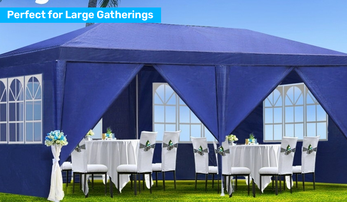 Marquees and Gazebos